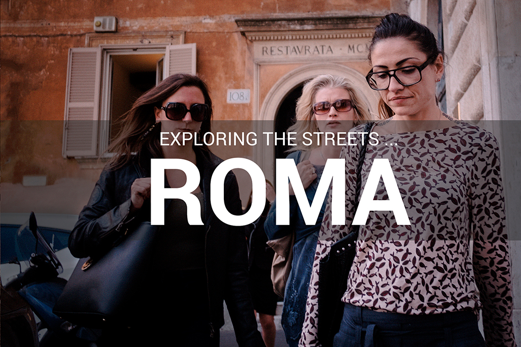 ROMA__Exploringthestreets__streetphotography by Beeldmaker